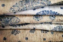 Fabrics, Laces ....