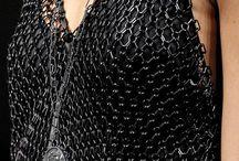 Punk&Deconstructive fashion