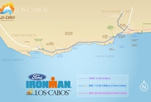 Ironman Sport Event / by Visit Baja California Sur