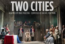 """A Tale Of Two Cities / """"It was the best of times, it was the worst of times, it was the age of wisdom, it was the age of foolishness, it was the epoch of belief, it was the epoch of incredulity…""""  A Tale Of Two Cities Showing 11 to 15 Oct 2016 Book Tickets: https://www.blackpoolgrand.co.uk/event/a-tale-of-two-cities/"""