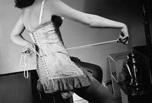 Tightlacing Corsets ~ Vintage Pictures