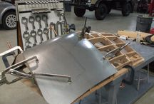 Sheet metal & composite