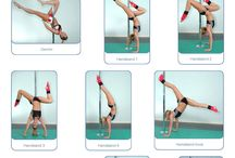 pole dance/ fitness