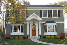 Porches and Porticos / Porches and Portico redesign and added