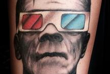 Movies / #tattoo #movie #realism #realistic #frank einstein