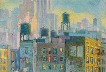New York Paintings