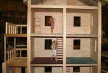 DiY Dollhouse and furniture