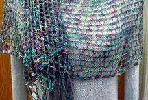 Knitting  / by Bonnie Lloyd