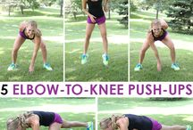 Putri's workout