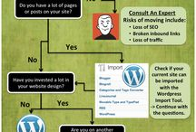 WordPress / Learn all there is about WordPress and why it's such a good resource.