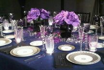 Elegant Party Ideas / Decor, products, invitations, etc for a Launch party, classic brunch, etc