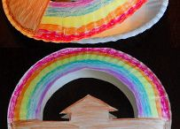 Noahs ark crafts