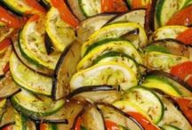 Recetas vegetarianas de Francia