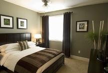Master bedroom ideas / by Tasha Grant