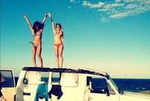 Summer lovin!!!<3 / by Ariel Brown