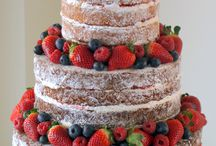 Wedding Cake Inspiration Board