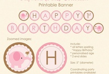 Nieces Pieces turns 1! / by Dewi Faulkner