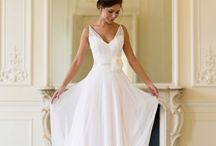 Wedding dresses and attire