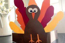 Craft/Holiday - Thanksgiving/Fall