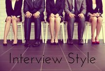 Women's Interview Styles / How should I look for an interview?