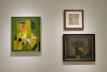 V.S.Gaitonde: Painting as Process, Painting as Life / The first retrospective exhibition dedicated to the work of Indian modern painter Vasudeo Santu Gaitonde, comprising over 40 major paintings and works on paper drawn from leading public institutions and private collections. Through January 2016.