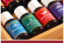 Essential Oils / by Diana Forrest