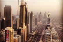 Dubai / Views from Dubai