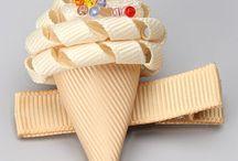 Cones de sorvete