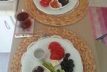 kahvaltı/breakfast