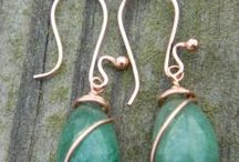 Jewellery I want to try and make  / Handmade jewellery ideas