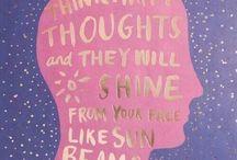 Af en toe aan denken ......