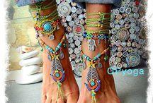 Barefoot / Süßer Schmuck für warme Tage