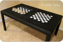 Game room ideas / Game room decor / by Melissa Pepper