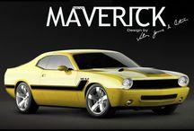 Ford Maverick coches