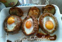 Yumurta Yemekleri