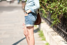 Looks de blogueuses UP / by M1