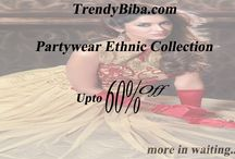 Party wear Ethnic Dresses
