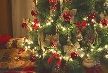 DECORACIÓN NAVIDEÑA / En esta época del año, todos, cambiamos en mayor o menor medida la decoración de nuestros hogares. Te mostramos algunos ejemplos.