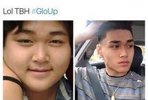 G l o  U p / wavyy&blessed glo'sss.