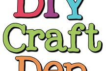 DIY Craft Den / A place for bloggers to share their DIY & Craft Creations and Inspirations. Want to be added as a contributor? Follow me http://www.pinterest.com/dianarambles/ AND leave a comment on the board cover http://www.pinterest.com/pin/20055160814991894/ to be added. I will follow you back and then invite you to contribute. Contributors, feel free to invite others to pin. No duplicates, please.  / by Diana Rambles