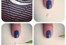 It's all about the nails... / by Kristen Romaniello