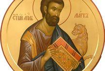 Απόστολος Μάρκος- Saint Mark