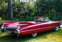 Classic Cars / by Tom Susi