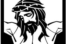 Religious Free Vectors / Download vector images of Jesus Christ and religious motifs, created by Vectorportal.com.