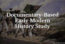 Early Modern History Ideas for Kids / Learning Ideas for the Early Modern History Period.