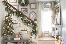Christmas hallway 2018