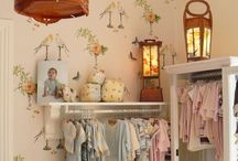 Ideas for baby storage