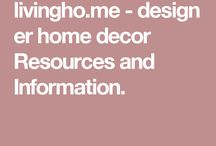 Coupons for decor
