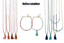 DIY | Delica smykker / Smyks DIY-blog : http://blog.smyks.dk/diy-delica-smykker/?utm_source=loyalty-manager&utm_medium=e-mail&utm_campaign=Sommerlige%20Delica%20smykker