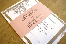Invitations / Some of our favorite invitations found on http://Tailored.co  / by Tailored